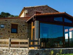 Surffreundliche Unterkunft im Casa Das Fiadeiras De Nemina Gasthaus in Nemina, A Coruña