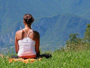 8 Tage Yoga Urlaub auf einem Schönen Anwesen in Italien