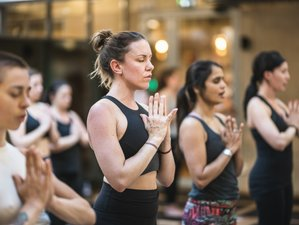 5 Day Spring Cleanse Yoga Retreat in Septon-Durbuy, the Ardennes