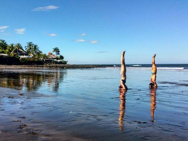 8 Days Healthy Culinary, Meditation and Yoga Retreat in Chinandega Department, Nicaragua