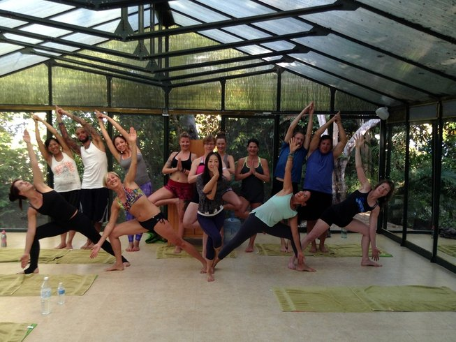 8-Daagse Bikram Yoga Retraite in Mexico