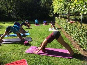 8-Daagse Yoga Health Week Zomereditie in de Ardennen, België