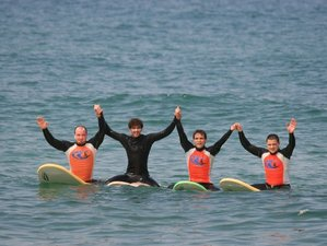 11 Days Coaching Surf Camp Tamraght, Souss-Massa, Morocco