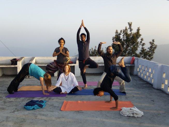 7 Days Detox Yoga Retreat in India