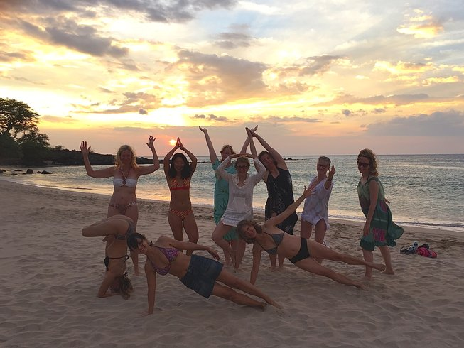 8 Day Awaken to Well-Being Meditation Yoga Retreat in Hawaii