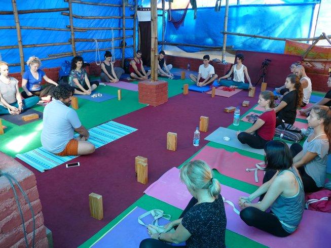 7 Days Intensive Hatha Yoga Retreat in Dharamsala, India
