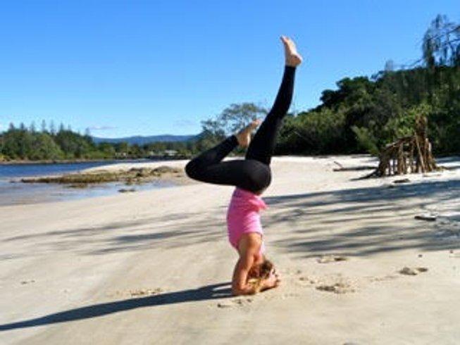6 jours en retraite de yoga et méditation à Byron Bay