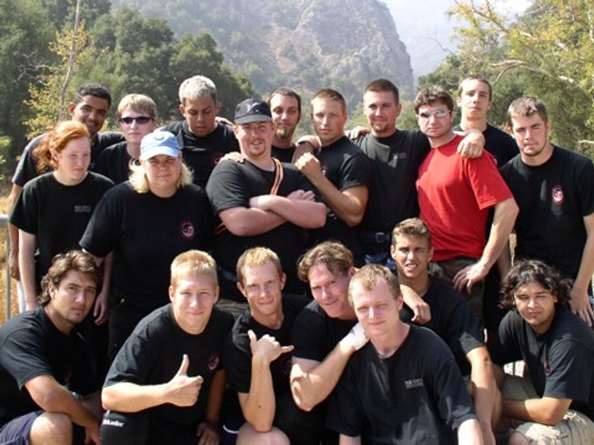 3 Month Intensive Multi-Martial Arts and Fitness Camp in Thailand