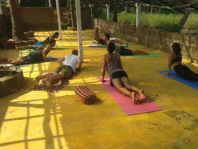 7 Days Meditation and Yoga Retreat in Goa, India