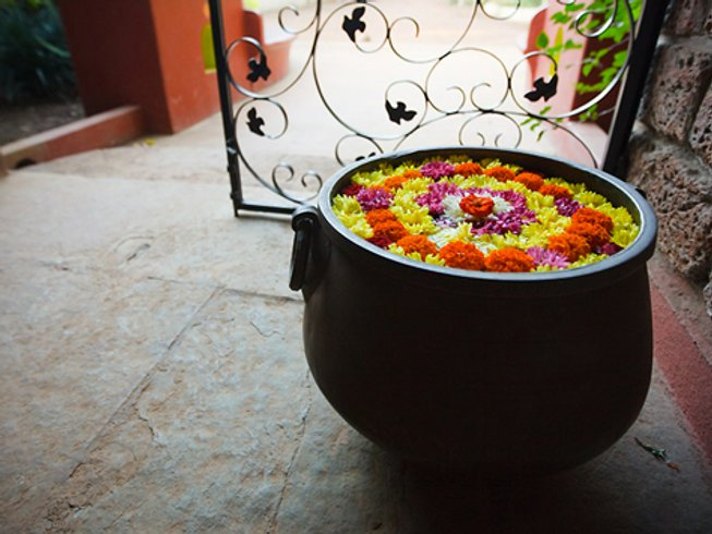 11 Days Ayurveda and Yoga Retreat in Goa, India