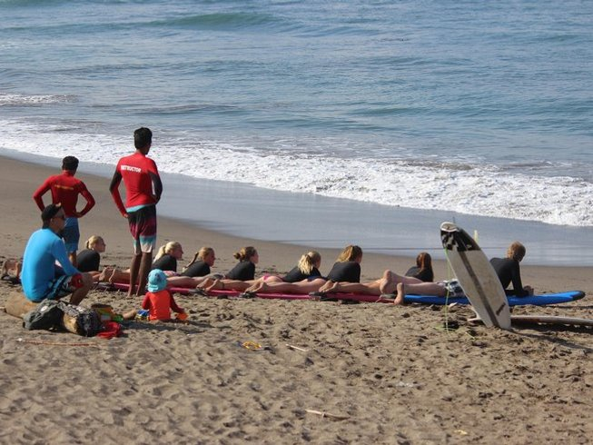 8 Days Adventurous Surf Camp in Red Island, East Java, Indonesia