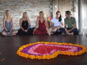29 Tage 200-Stunden Hatha Vinyasa Yogalehrer Ausbildung in Bali, Indonesien