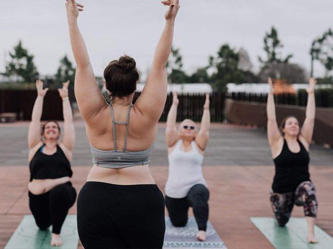 8-Daagse Yoga Retraite met Dana Falsetti in Puerto Vallarta, Mexico