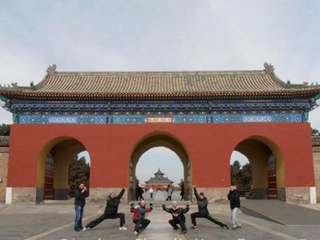 9 Months Shaolin Kung Fu Training in China