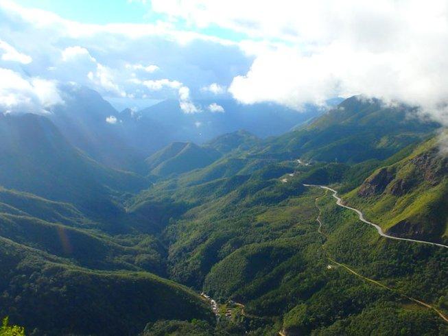 6 Days Trail-Riding Motorbike Tour Vietnam
