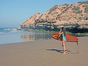 11 Days Girls Yoga and Surf Camp in Tamraght, Morocco