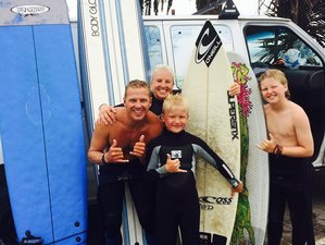 5 Days Children Summer Surf Camp in California