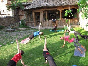 4 Days Yin Yoga Retreat in Blagoevgrad Province, Bulgaria with Kristine Marie Rost