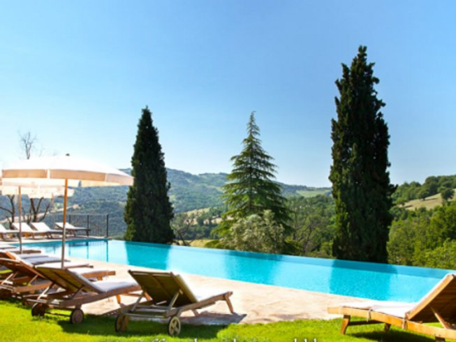 6 Days Cuisine and Yoga Retreat in Italy