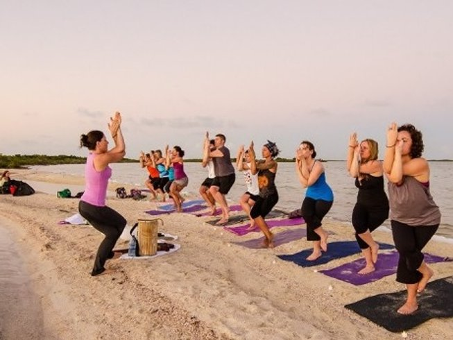 7 Days Yoga Adventure and Relaxation Retreat in Belize