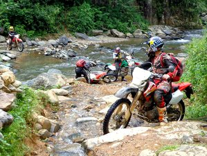 3 Days Exhilarating Guided Motorbike Tour in Northern Vietnam