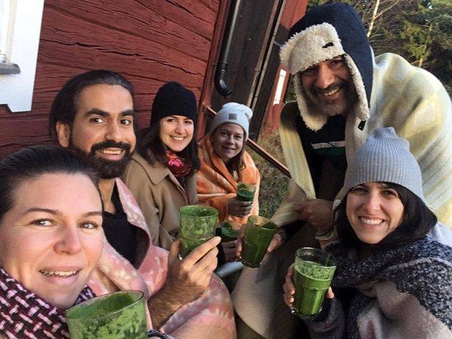 3 Days Rawfood Detox and Yoga Retreat Stockholm, Sweden
