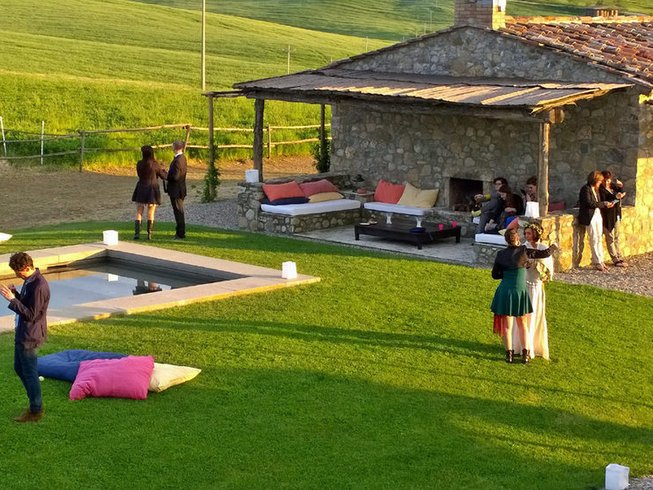 3 Days Short Break Yoga Retreat in Tuscany, Italy