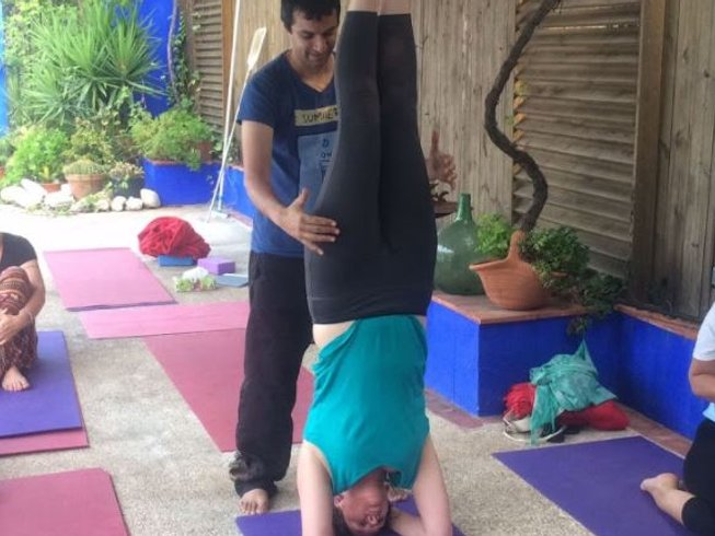 e7ba5e99d 26 Days 200-Hour Hatha Vinyasa Yoga Teacher Training in Valencia ...