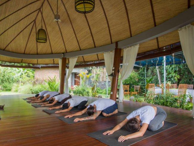 4-Daagse Luxe Wellness en Yoga Retraite op Bali