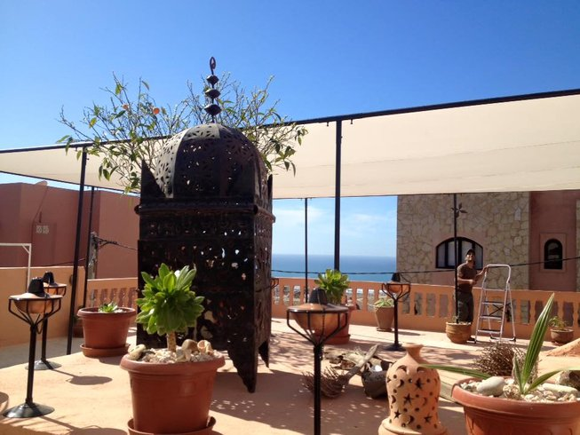 4 Days Bellydance and Yoga Retreat in Morocco