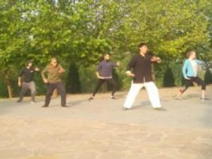 3 Months Kung Fu Training in Hebei(Birthplace of Taichi), China