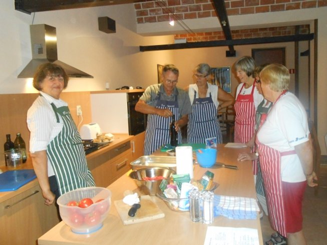 8 Days Cooking & Walking Holidays in Croatia