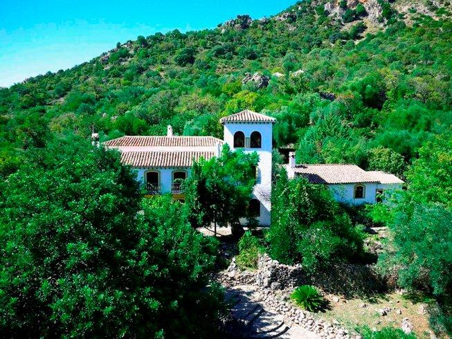 6 jours en stage de yoga vinyasa et randonnée à Cadix, Espagne