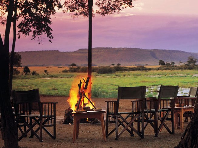 3 Days Masai Mara Air Safari in Kenya