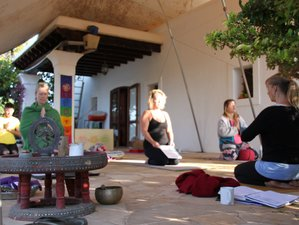 7 Day Silence In Action Yoga Retreat in Ibiza