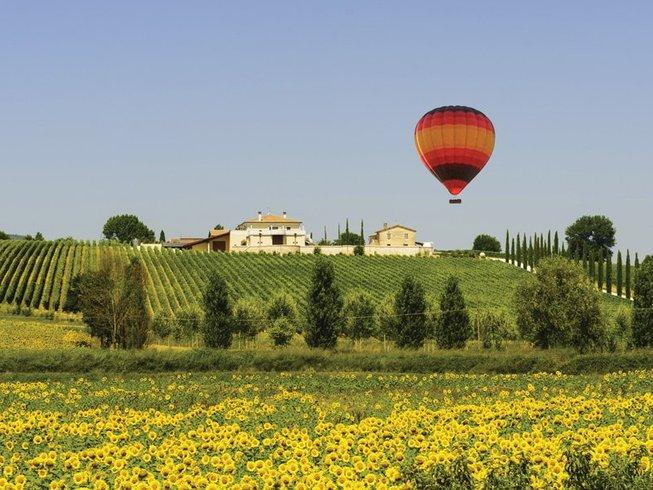 8 Days Gourmet Honeymoon Package in Italy