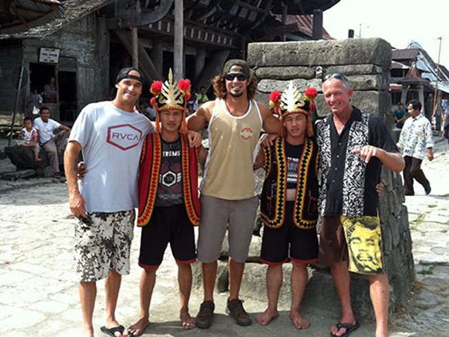 10 Days Nias Surf Camp Indonesia