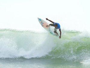 8 Days Affordable Surf Camp Arugam Bay, Eastern Province, Sri Lanka