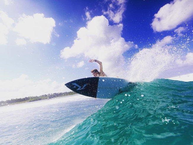 11 Days Sailing Mentawai Surf Camp