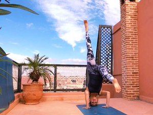 5 Days City Yoga Retreat in Marrakech