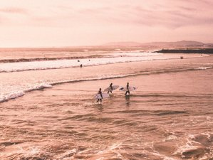 6 Day West Coast Adventure Surf Tour in Portugal