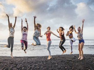 28 Days 200 Hours Vinyasa Yoga Teacher Training in Keramas Beach, Bali held at Komune Surf Resort
