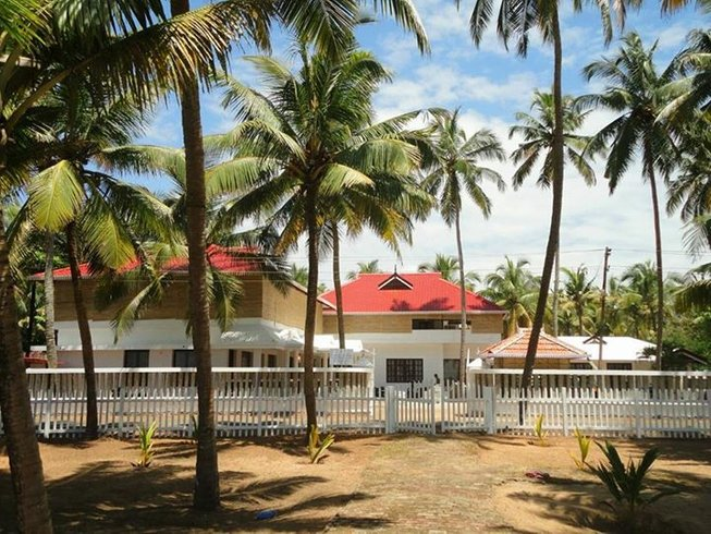 21 Days Ayurveda Yoga Retreat Kerala, India