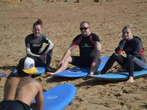 2 Day Overnight Surf Trip to Taghazout - Paradise Valley and Agadir from Marrakech