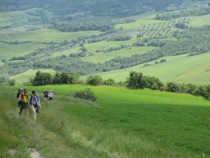 4 Day Cooking and Trekking Holiday in Umbria, Province of Terni