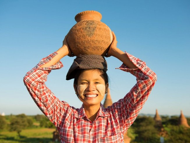 8 Days Cooking and Culture Holidays in Charming Myanmar