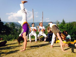 1 Week Capoeira Training in Tuscany, Italy