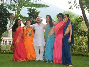 8 Day Detox, Meditation, Ayurveda and Yoga Retreat in Rishikesh