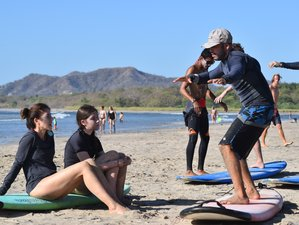 8 Days Ultimate Surf Camp in Tamarindo, Costa Rica