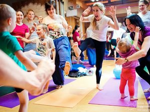 3 Days Kids Yoga Teacher Training in Rishikesh, India